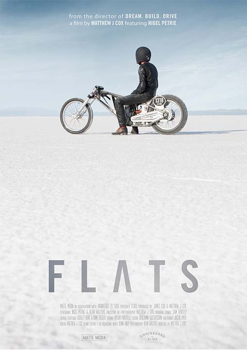Flats Documentary Poster